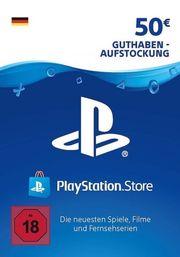 Playstation Guthaben code