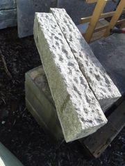 Granit Randsteine neu