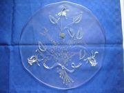 Neue WMF Tortenplatte aus Glas