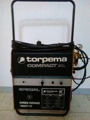 TORPEMA Schutzgasschweißgerät MIG MAG zzgl