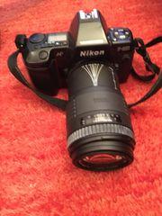 Nikon F-801 Spiegelreflex Kamera