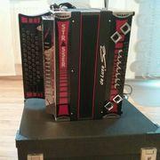 Steirische Harmonika Strasser Deluxe SE