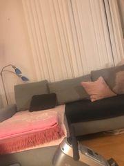 Sofa Couch Grau