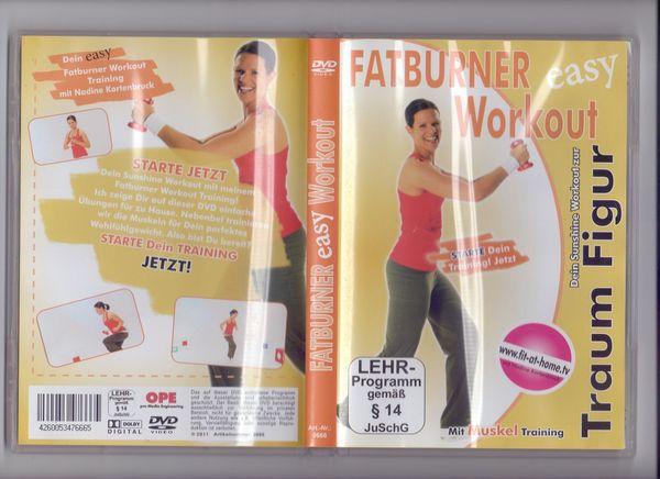 Fatburner Workout - Dein Workout zur