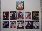 10 Star Wars - Sammelkarten nicht