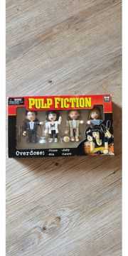Pulp fiction overdose - Figuren