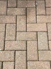 Pflastersteine 20x10x8 cm
