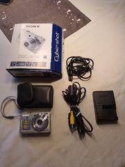 Sony DSC-W55