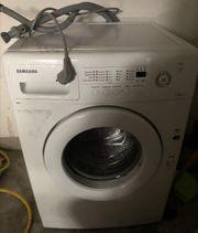 Verkaufen Waschmaschine 6 Kilofassung von