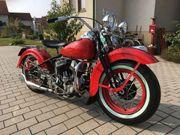 Harley-Davidson WLA WL 750 eingetragen