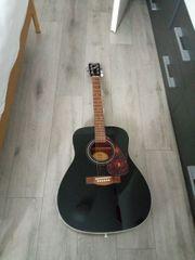 Yamaha f370bl Gitarre