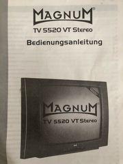 MAGNUM TV 5520 VT Stereo