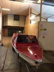 Motorboot Gondel