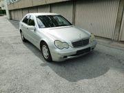 Mercedes C200 CDI 116 ps