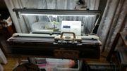 Strickmaschine Doppelbett Brother KH 970