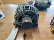 Lichtmaschine VW Passat Tiguan Scirocco