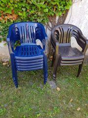 Garten Stühle und Liegen