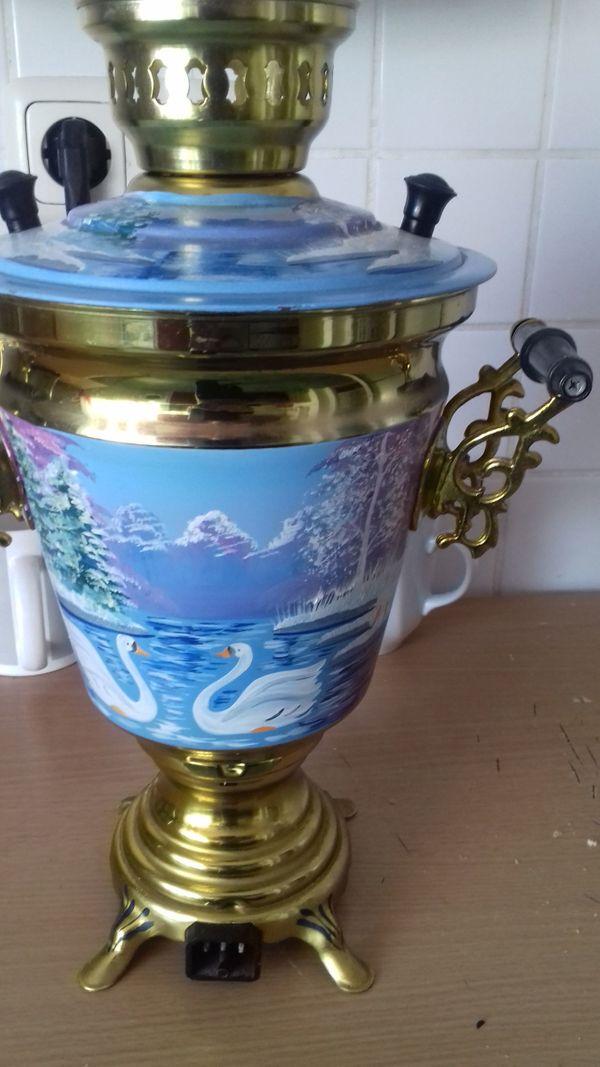 Russische Elektrische Tee Geräte