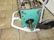 ZF Getriebe für Kramer K11