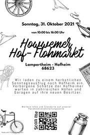 Update Hof-Flohmarkt in Lampertheim-Hofheim