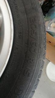 Bmw Reifen mit Felgen 205