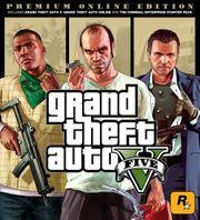 GTA 5 Online Premium PC