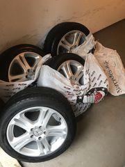 Mercedes W211 Felgen Avantgarde mit