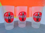 Allianzarena Becher von Coca Cola
