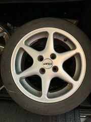 Opel Corsa c Ali Felgen