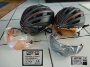 2 Helme für Radsport für