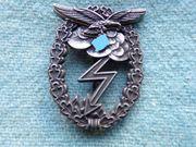 Orden Erdkampfabzeichen der Luftwaffe WK