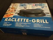 Raclettegrill - Teflonbeschichtung Pfannen und Holzschaber