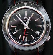 Grand Seiko GMT SBGE201 Spring