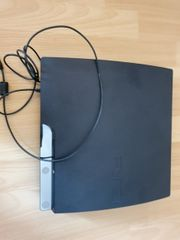 Sony PS3 mit Lenkrad