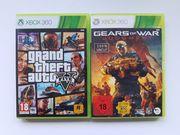 Xbox 360 Spiele GTA 5