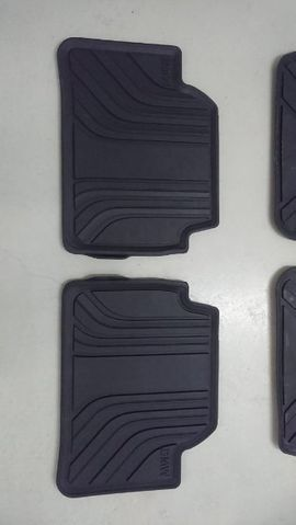 Innen- und Zusatzausstattung - BMW Fussmatten Gummi Allwetter