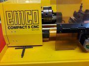 Emco Compact 5 CNC Drehmaschine