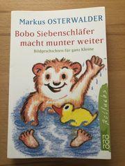 Buch Bobo Siebenschläfer macht munter