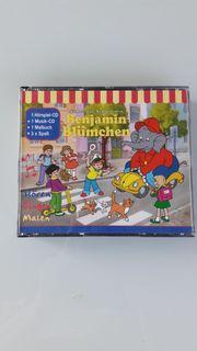 Neuwertige Musik- und Hörspiel-CD Benjamin Blümchen