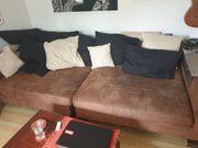 Couch Big Sofa zu verschenken