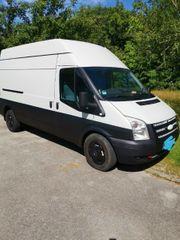 Wohnmobil Ford Transit Campervan