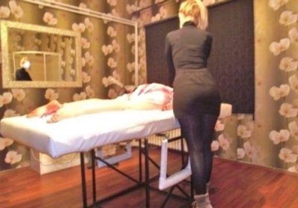 Wellness-Ganzkörpermassage