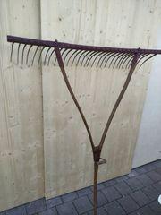 Holzrechen 133cm breit