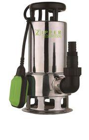 Zipper Maschinen Schmutzwasser Tauchpumpe DWP
