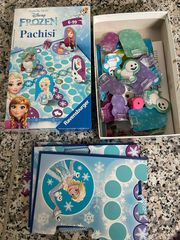 Frozen Pachisi