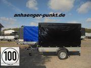 PKW ALU Marken- Anhänger 1200