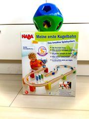 Haba Kugelbahn Sortierspiel