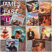 13 Vinyl-LPs JAMES LAST auch