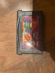 Gameboy Advance Spiel Spongebob Freeze