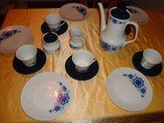 Kaffeservice Mitterteich 700 2 1970er